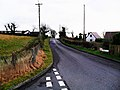 Old Belfast Road, Saintfield - geograph.org.uk - 1617940.jpg