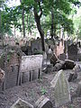 Old Jewish Cemetery, Prague 054.jpg