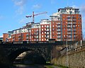 Old bridge, new apartments (2235248082).jpg