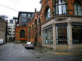 Old market buildings, Salmon Street, Manchester - geograph.org.uk - 783394.jpg