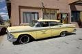 Old taxicab, Seligman, Arizona LCCN2010630161.tif