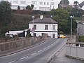 Old toll house on the bridge crossing the river Teign - geograph.org.uk - 1105455.jpg