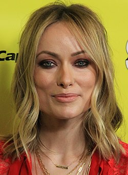 Olivia Wilde at SXSW Booksmart Red Carpet (cropped).jpg