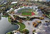 Finalarenan Olympiastadion, München