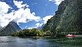 On Milford Sound NZ (10694444426).jpg
