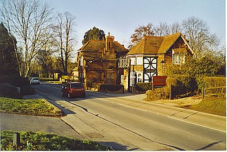 West Clandon - Image: Onslow Arms, West Clandon. geograph.org.uk 140730