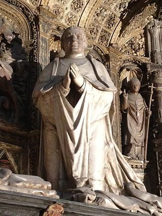 Georges II d'Amboise - Memorial in Rouen Cathedral