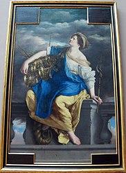 Orazio Gentileschi: Public Felicity Triumphant over Dangers