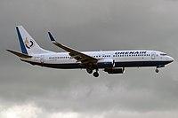 VQ-BUF - B738 - Sudan Airways