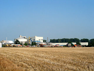 Oreye Municipality in French Community, Belgium