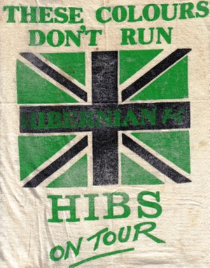 Football hooliganism in the United Kingdom - A firm supporter's t-shirt