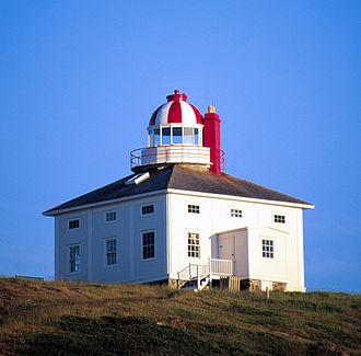 Cape Spear - The 1836 lighthouse