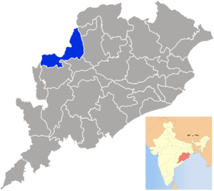 Bargarh district - Image: Orissa Bargarh