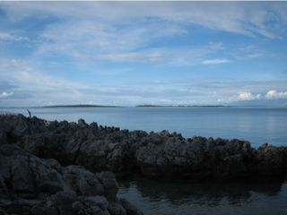 Vele Orjule island in Croatia