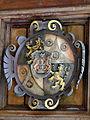Ortenburg Schloss - Rittersaal 4b Decke Wappen.jpg