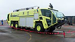 Oshkosh Striker 3000 Crash Tender Display at Ching Chuang Kang AFB Apron 20161126a.jpg