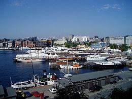 største byer i norden