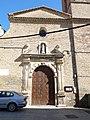 Osso de Cinca - Iglesia de Santa Margarita - Fachada.jpg