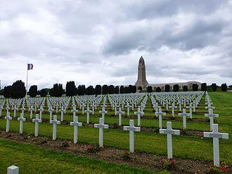 Douaumont Ossuary - Image: Ossuary of Douaumont (Verdun, France 2013) (9124638286)