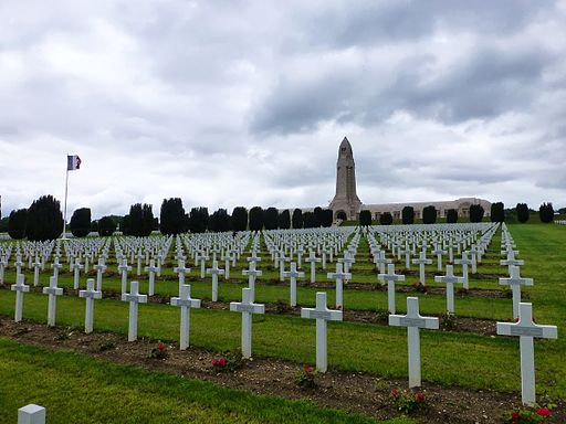 Ossuary of Douaumont (Verdun, France 2013) (9124638286)