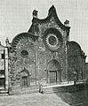 Ostuni facciata della cattedrale xilografia di Richard Brend'amour.jpg