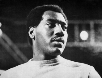 Otis Redding - Otis Redding in January 1967