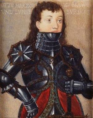 Otto V, Duke of Brunswick-Lüneburg - Otto V the Victorious, Duke of Brunswick-Lüneburg (1439–71)