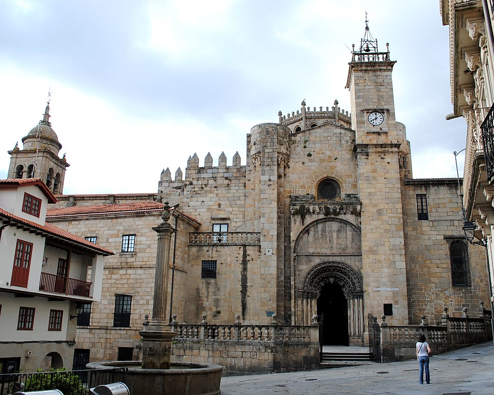 Ourense, Catedral