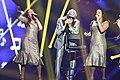 Owe Thörnqvist 18 & Choir 13 @ Melodifestivalen 2017 - Jonatan Svensson Glad.jpg