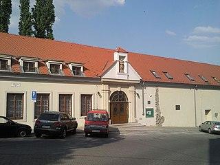 Pálffy Palace (Zámocká Street)