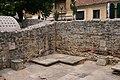 Pécs - Ruins of Pasha Memi's bath 02.JPG