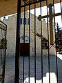 P1190487 - כנסית מר אליאס - השער והחצר.JPG