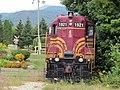 PLRR 1921 at the Hobo Railroad, August 2012.JPG
