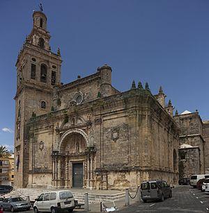 Morón de la Frontera - San Miguel church