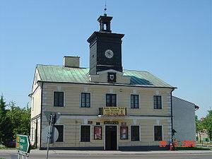 Sierpc - Old town hall