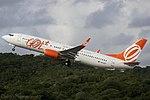 PR-GGT GOL Transportes Aéreos Boeing 737-8EH(WL) - cn 35830 3115 (24083751990).jpg