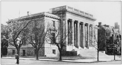 PSM V76 D210 Carnegie institution administration buiding in washington.png