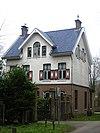 foto van Villa Beukenhage, dienstwoning