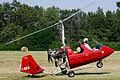 Pagotto Brako Gyro GT during landing.jpg