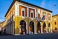 Palazzo del municipio - Piazza Matteotti.jpg