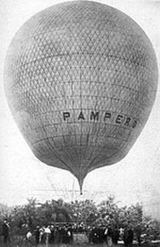 Jorge Newbery - El Pampero, the beginning of Argentine aeronautics.