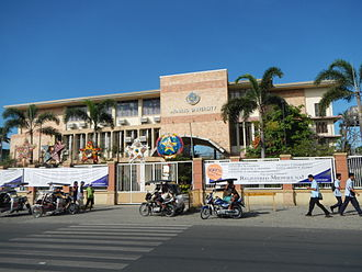 Araullo University - Araullo University, Main Campus, Cabanatuan City