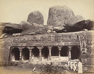 Panchapandava Cave Temple