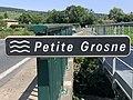 Panneau Rivière Petite Grosne Route D89 Prissé 1.jpg