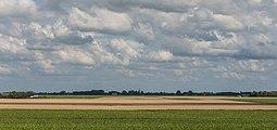 Panorama vanaf de dijk. Locatie Noarderleech 08.jpg