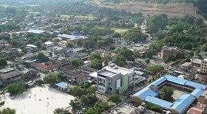 Melgar, Tolima - Image: Panoramica Centro Melgar
