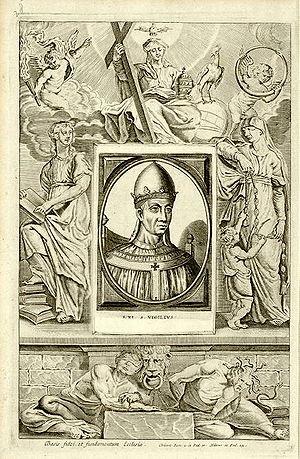 Pope Vigilius - Pope Vigilius