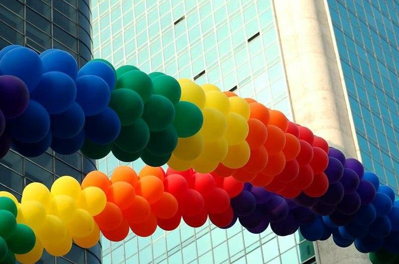 Parada Gay em Sampa