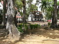 Paramaribo, former officershousesnear Fort Zeelandia.JPG