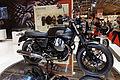 Paris - Salon de la moto 2011 - Moto Guzzi - V7 - 001.jpg